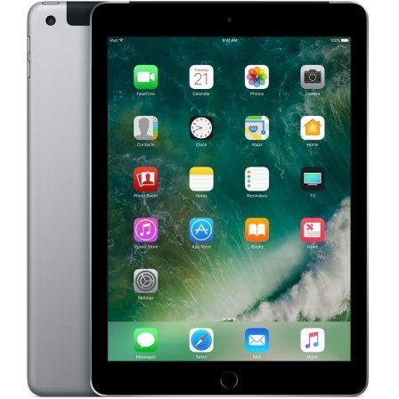 Apple iPad Wi-Fi + 4G 32GB Space Gray (MP242) 2017