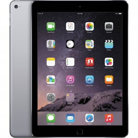 Apple iPad Air 2 128Gb Wi-Fi+4G Space Grey (MH312)