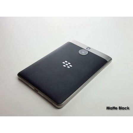 Виниловые наклейки BlackBerry Passport SE Matte black Back Skin
