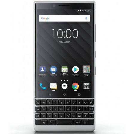 Смартфон BlackBerry KEY2 Silver Edition 64GB