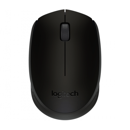 Мышь Logitech M171 Wireless Black/Grey (910-004424)