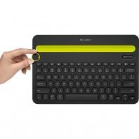 Клавиатура Bluetooth Logitech Multi-Device Keyboard K480 Black (920-006368)