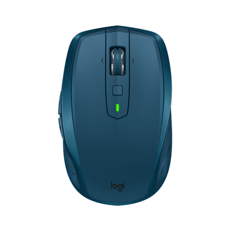 Мышь Logitech MX Anywhere 2S Wireless/Bluetooth Midnight Teal (910-005154)