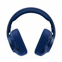 Logitech Wired Gaming Headset G433 7.1 Surround Blue Camo (981-000688)