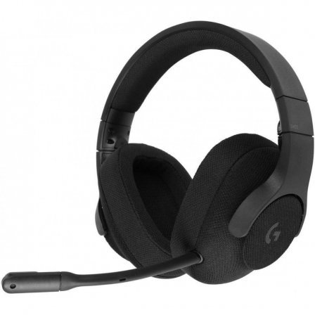 Logitech Wired Gaming Headset G433 7.1 Surround Triple Black (981-000668)