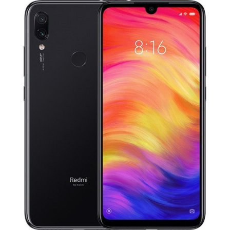 Xiaomi Redmi Note 7 4/128GB Black (EU)