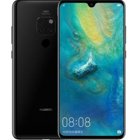 HUAWEI Mate 20 6/64GB Black