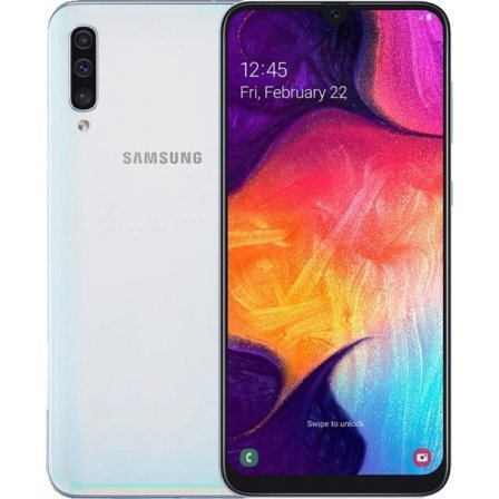 Samsung Galaxy A50 2019 SM-A505F 4/128GB White