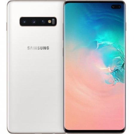 Samsung Galaxy S10 Plus SM-G9750 DS 128GB White