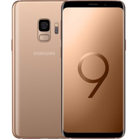 Samsung Galaxy S9 SM-G960 DS 64GB Gold (SM-G960FZDD)