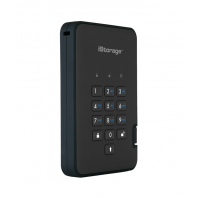 iStorage diskAshur2 SSD 2TB USB 3.1 Encrypted Portable SSD