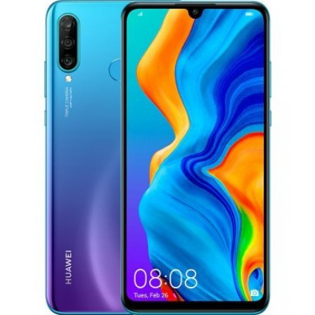 HUAWEI P30 Lite 6/128GB Peacock Blue (EU)