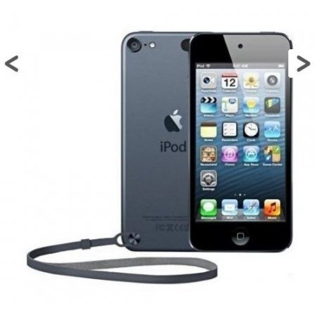 Apple iPod touch 5Gen Space gray