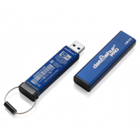 Внешний флэш накопитель iStorage datAshur Pro 32 GB USB 3.0 256-bit Flash Drive