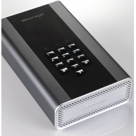 Жесткий диск iStorage diskAshur DT2 2 TB USB 3.1 Encrypted Desktop Hard Drive