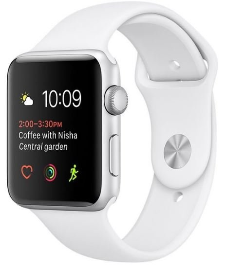 Apple Watch Series 2 Silver